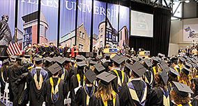 Spring Commencement Ceremony - May 21, 2016