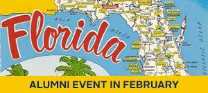 Wilkes Alumni Events in Florida