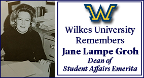 The Passing of Dean Jane Lampe Groh