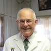 Dr. Mark Stair '70 Shares Passion for Veterinary Practice With Wilkes Student
