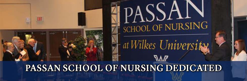 Largest Gift in University History to Support Passan School of Nursing